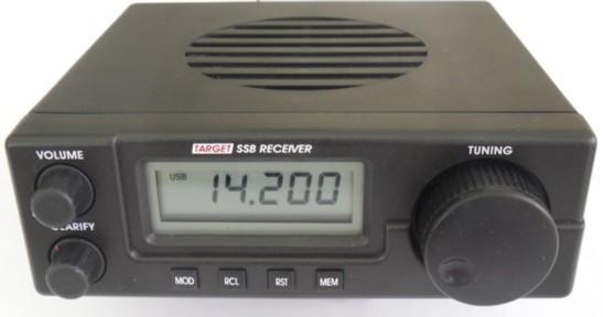 Target_HF3_SSB_HF_receiver